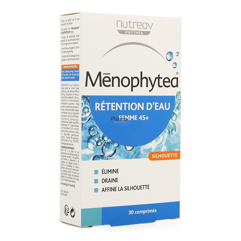 Menophytea Silhouette R/étention dEau