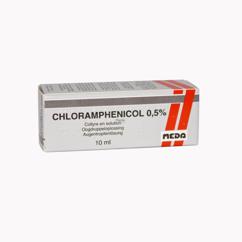 Chloramphenicol Creme 20 gr 1% Erfa F