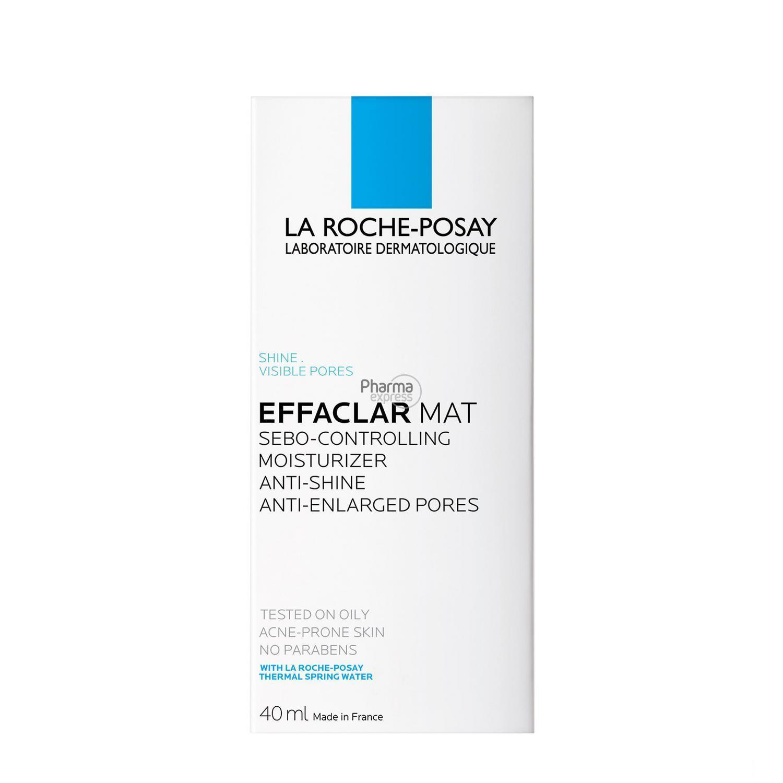 posay unisex free mattifying mat moisturizer by la roche for search oz effaclar mats oil