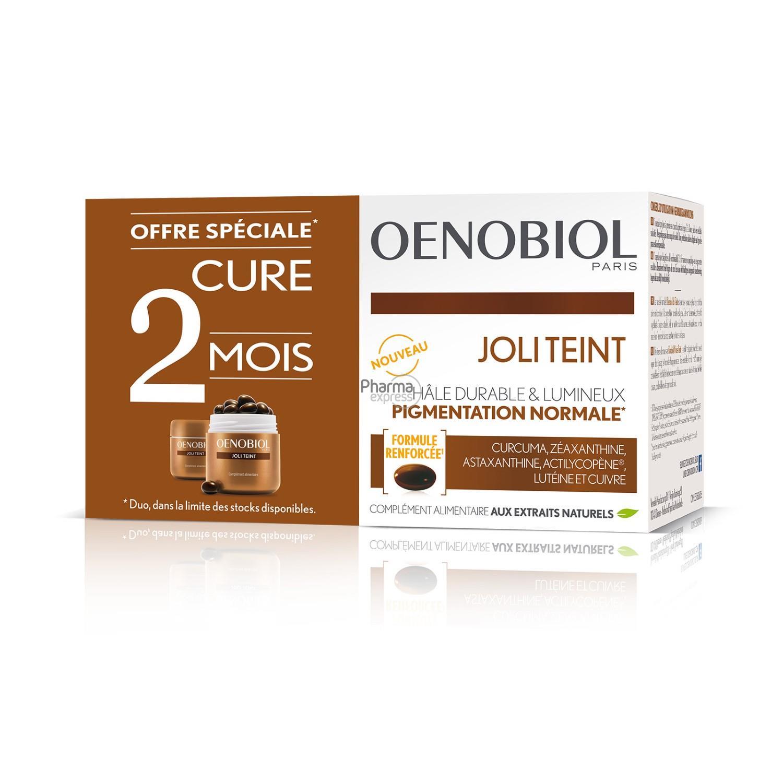 Oenobiol Joli Teint 2 X 30 Capsules