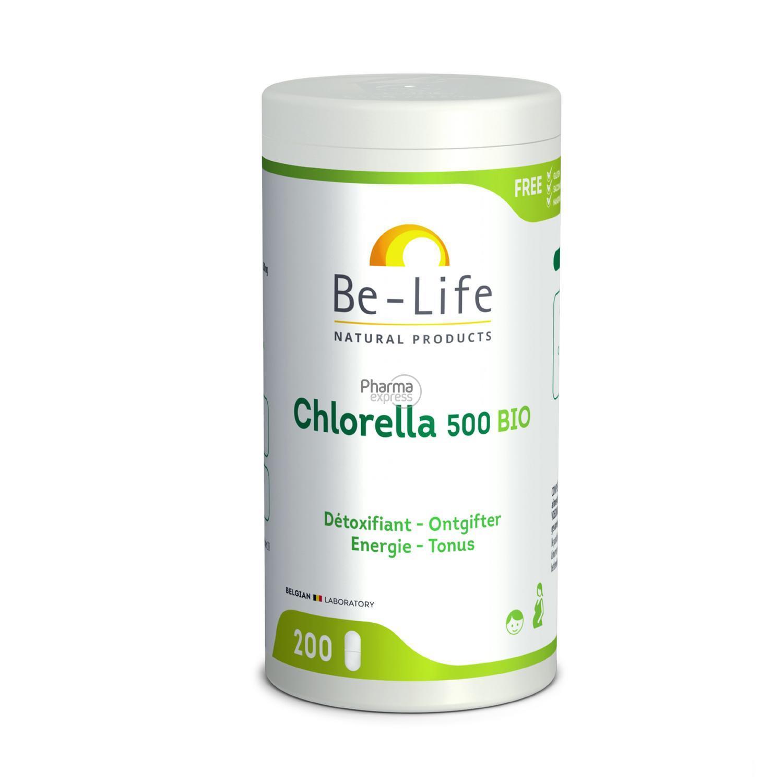bio life chlorella